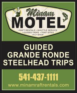 Minam  motel ad